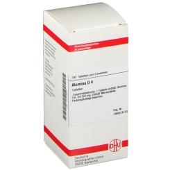 DHU Alumina D4 Tabletten
