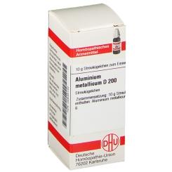 DHU Aluminium metallicum D200 Globuli