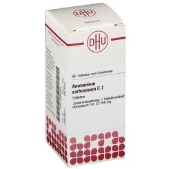 DHU Ammonium carbonicum C7 Tabletten