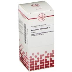 DHU Ammonium chloratum C9 Tabletten