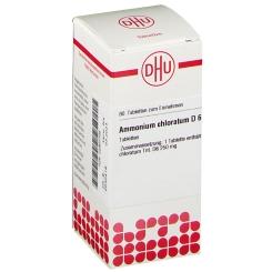 DHU Ammonium chloratum D6 Tabletten