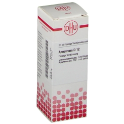 DHU Apocynum D12 Dilution