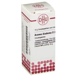 DHU Aranea diadema D30 Globuli