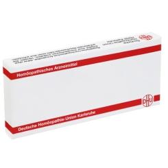 DHU Argentum metallicum D30 Ampullen