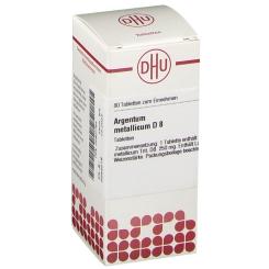 DHU Argentum metallicum D8 Tabletten