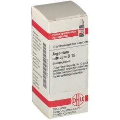 DHU Argentum Nitricum D15