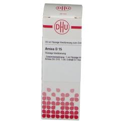 DHU Arnica D15