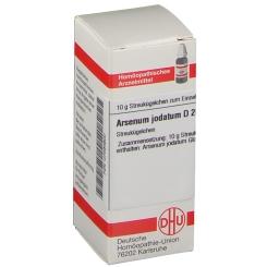 DHU Arsenum jodatum D200 Globuli