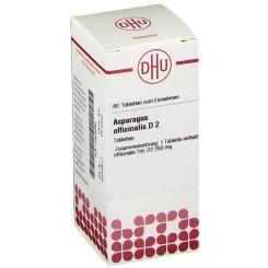 DHU Asparagus officinalis D2 Tabletten