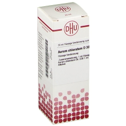 DHU Aurum chloratum D30 Dilution