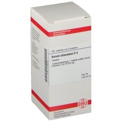 DHU Aurum Chloratum D4