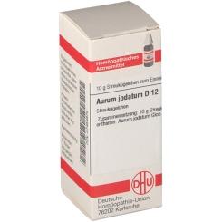 DHU Aurum jodatum D12 Globuli