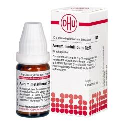 DHU Aurum metallicum C200 Globuli