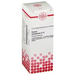 DHU Barium carbonicum D12 Dilution