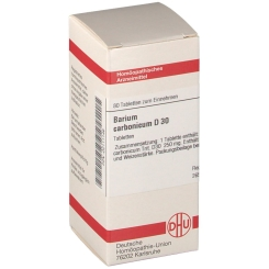DHU Barium carbonicum D30 Tabletten