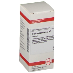 DHU Barium jodatum D30 Tabletten