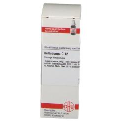 DHU Belladonna C12