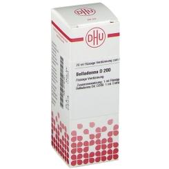 DHU Belladonna D200 Dilution