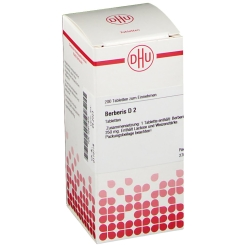 DHU Berberis D2 Tabletten