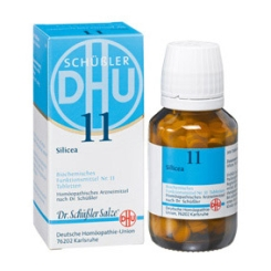 DHU Biochemie 11 Silicea D6