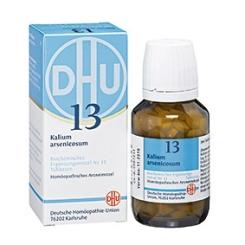 DHU Biochemie 13 Kalium arsenicosum D12