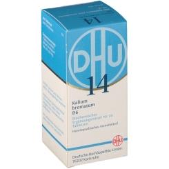 DHU Biochemie 14 Kalium bromatum D6