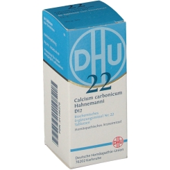 DHU Biochemie 22 Calcium carbonicum D12