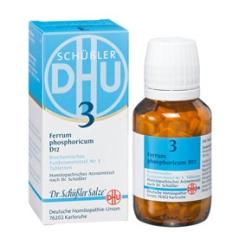 DHU Biochemie 3 Ferrum phosphoricum D 12