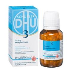 DHU Biochemie 3 Ferrum phosphoricum D6