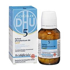 DHU Biochemie 5 Kalium phosphoricum D6 karto