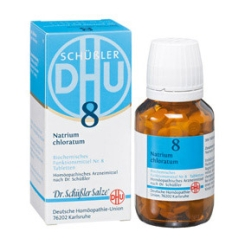 DHU Biochemie 8 Natrium chloratum D6