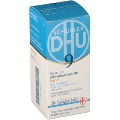 DHU Biochemie 9 Natrium phosphoricum D6 karto