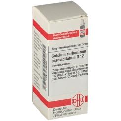 DHU Calcium carbonicum praecipitatum D12 Globuli