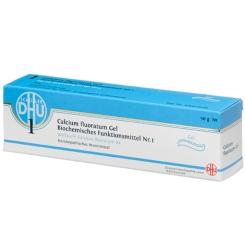 DHU Calcium Fluoratum D4 Gel Nr. 1