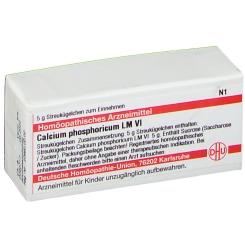 DHU Calcium phosphoricum LM VI Globuli