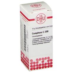 DHU Camphora C200 Globuli