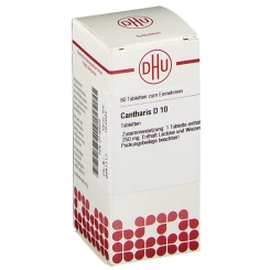 DHU Cantharis D10 Tabletten