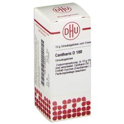 DHU Cantharis D100 Globuli