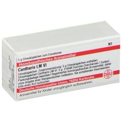 DHU Cantharis LM VI Globuli