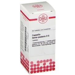DHU Capsella bursa-pastoris D6 Tabletten