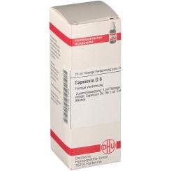DHU Capsicum D6 Dilution