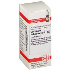 DHU Causticum Hahnemanni D1000 Globuli