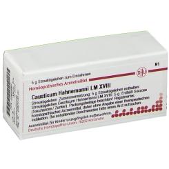 DHU Causticum Hahnemanni LM XVIII