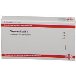 DHU Chamomilla D4