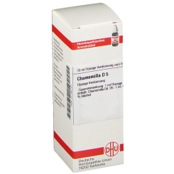 DHU Chamomilla D5 Dilution