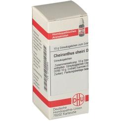 DHU Cheiranthus cheiri D200 Globuli