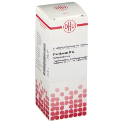 DHU Chelidonium D12 Dilution
