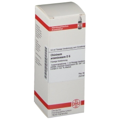 DHU Chininum arsenicosum D6 Dilution