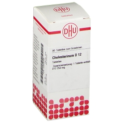 DHU Cholesterinum D12 Tabletten