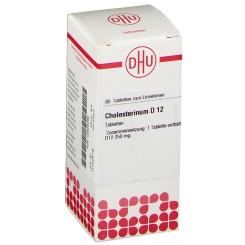 DHU Cholesterinum D12 Tabletten